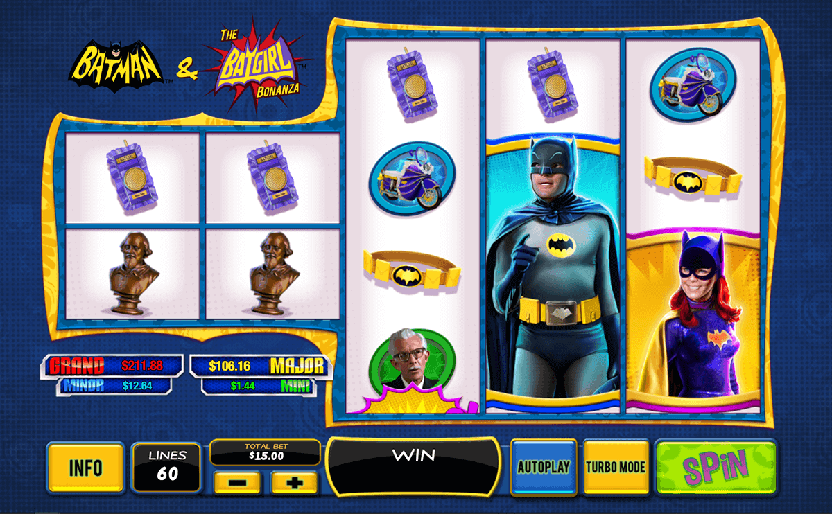Demo Spiel Batman 592466