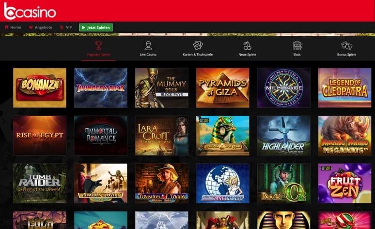 Online Casino ohne 124350