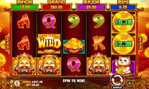 Casino Bonus 17202