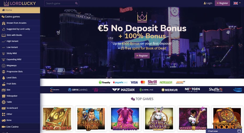 Online Casino Wie 210294