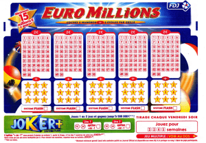Euro Millions 899801