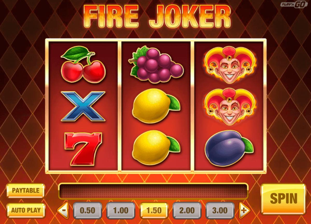 Fire Joker Bonus 645916