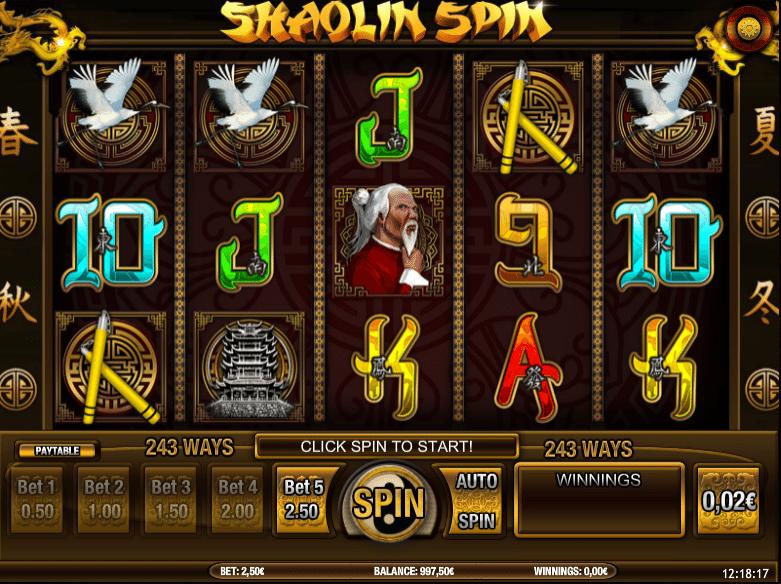 Spielautomaten Bonus 535404