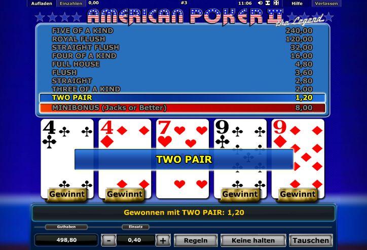 American Poker 2 104263