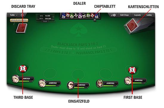 Fragen zu Blackjack 66189