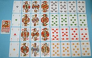 Kartenzählen im 685007