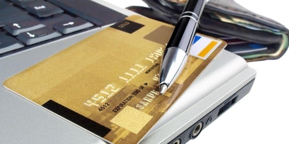 Kreditkarten für 865167