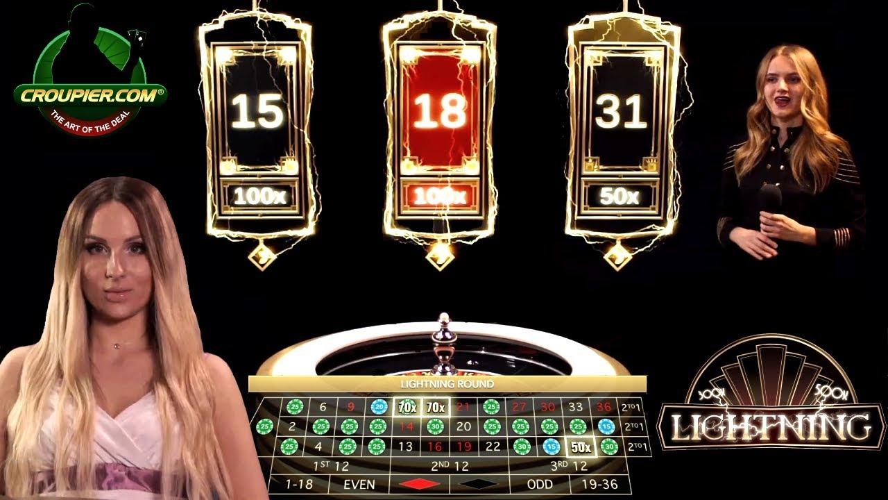 Lightning Roulette online 612702