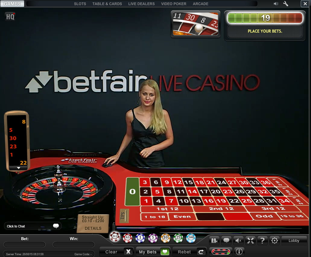 Live Casino online 649421