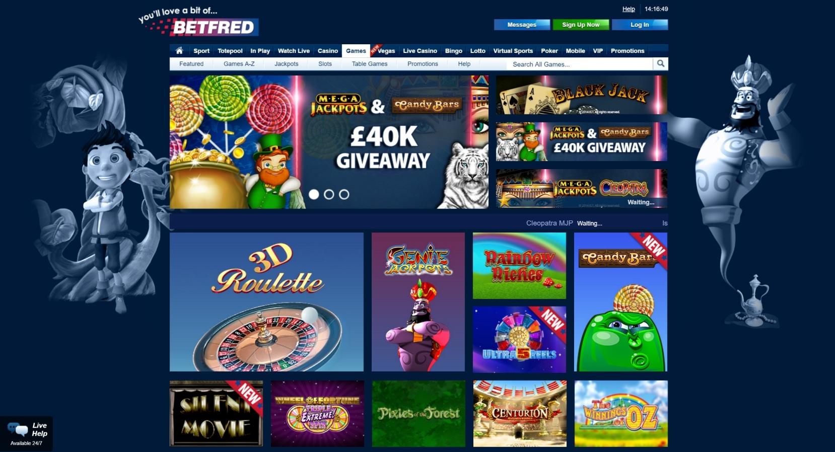 Live Casino online 628677