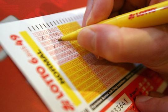 Lotto Glück 511190