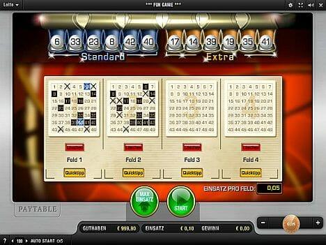Lotto spielen Bonus 165520