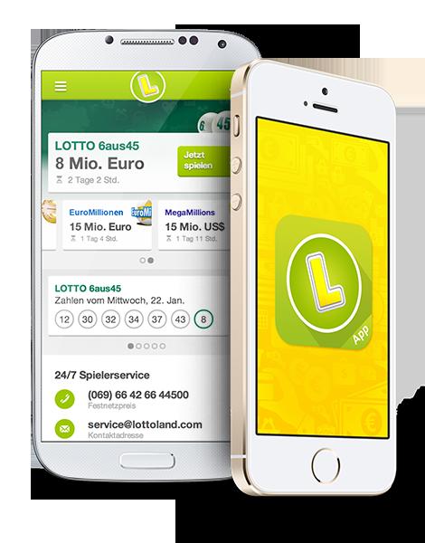 Lottoland app 930458