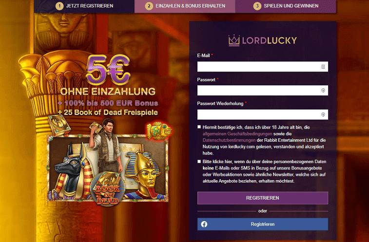 Lucky Gutscheincode Freispiele 92014