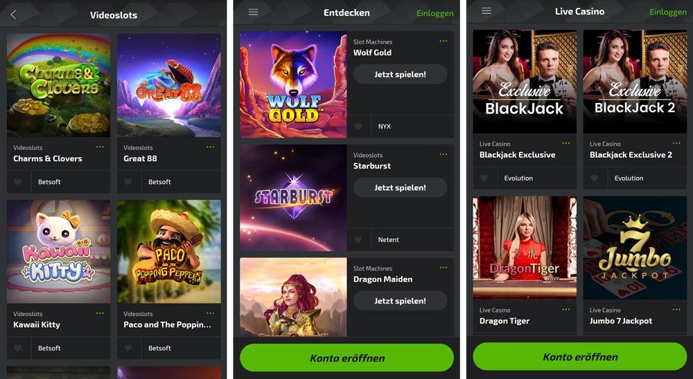 Mobile Casino 658400