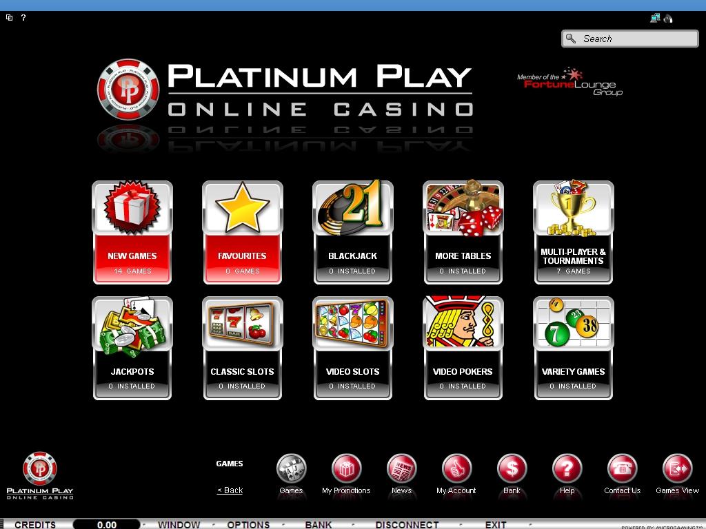 Niederösterreich Platinum Play 166771