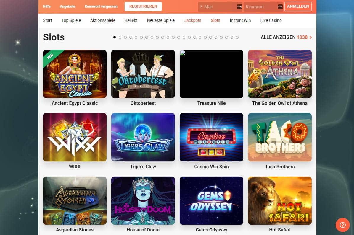 Online Casino auszahlung 72224