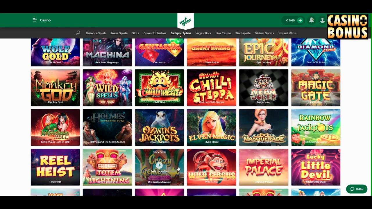 Online Casino mit 675716