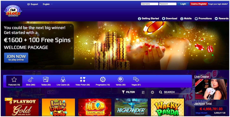 Online Casino 829040