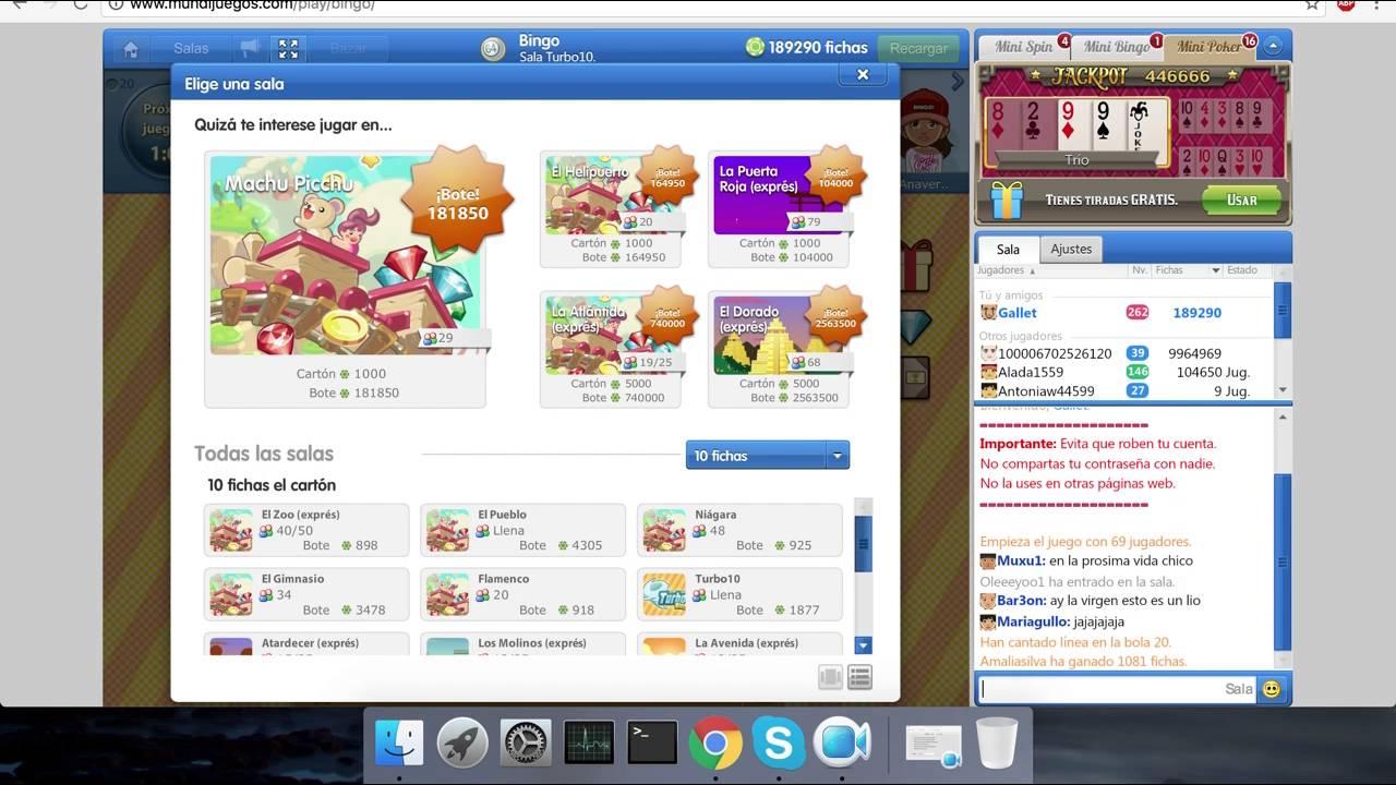 Online Spielvarianten 253485