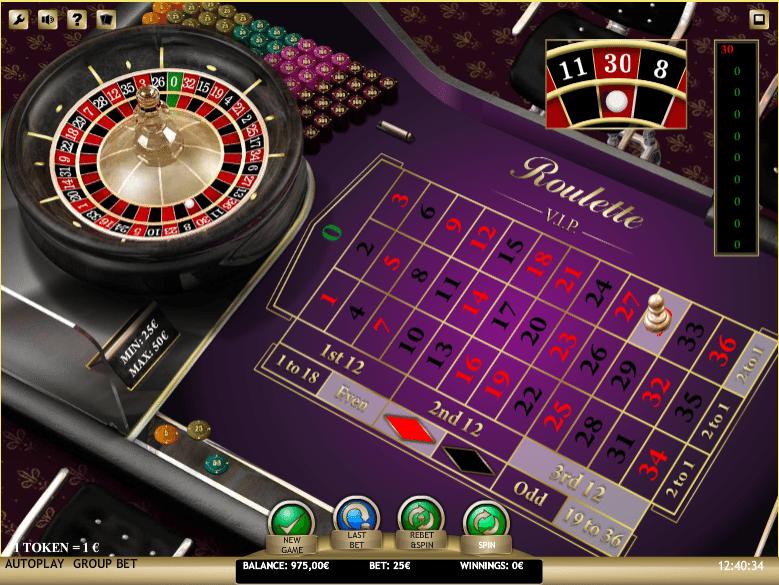Poker Kanaren Roulette 703432