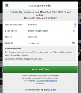 Pokerstars Casino Auszahlungsquote 67118