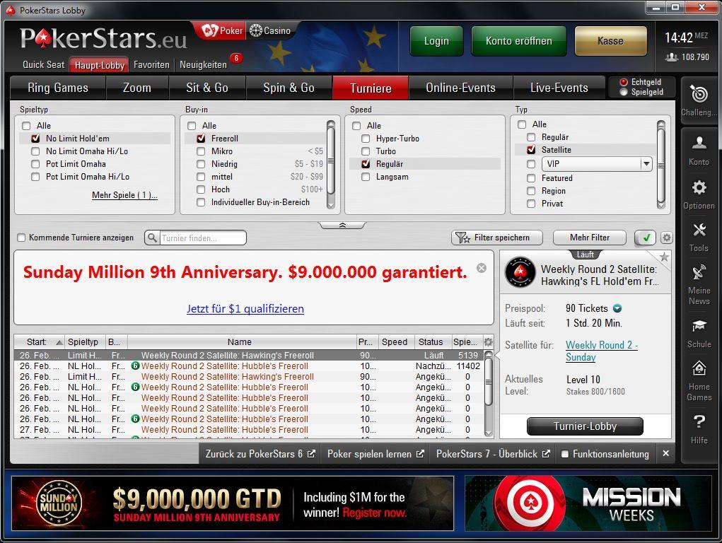 Pokerstars Casino download 180816