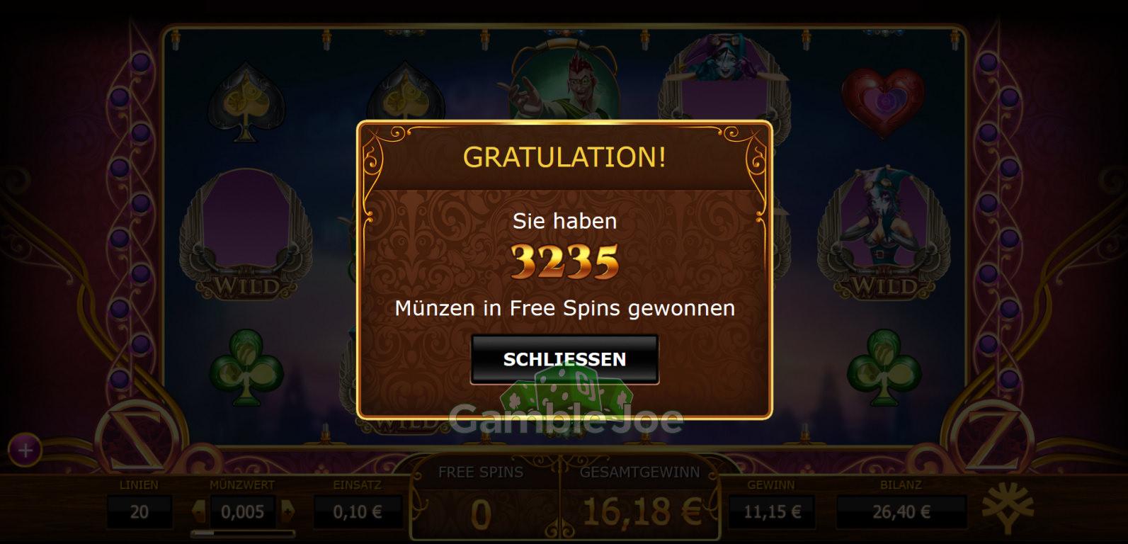 Rechtliches zu Casino 529895