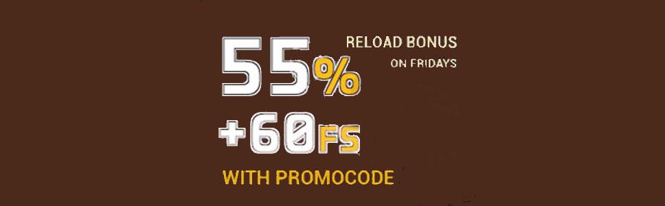 Reload Bonus 350993