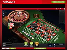 Roulette Auszahlungsquoten setzt 975913