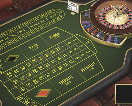 Roulette Orphelins Rot 628837