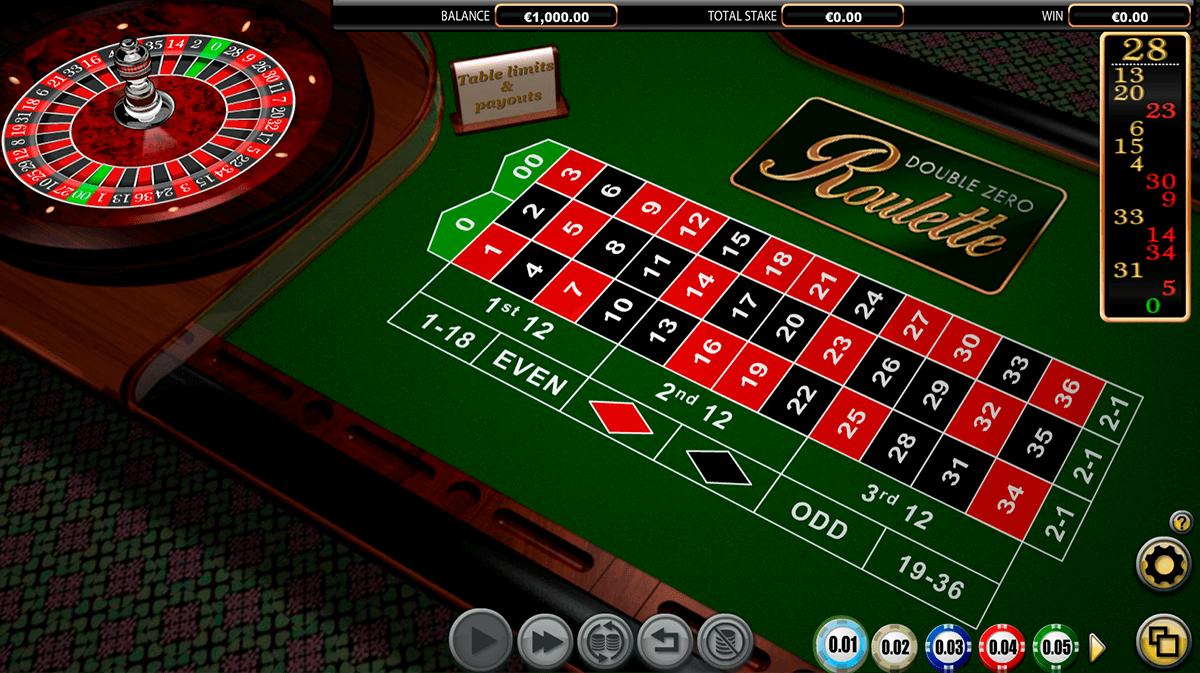 Roulette Rot Schwarz 471888