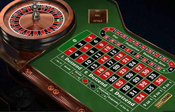 Roulette Tisch 581274