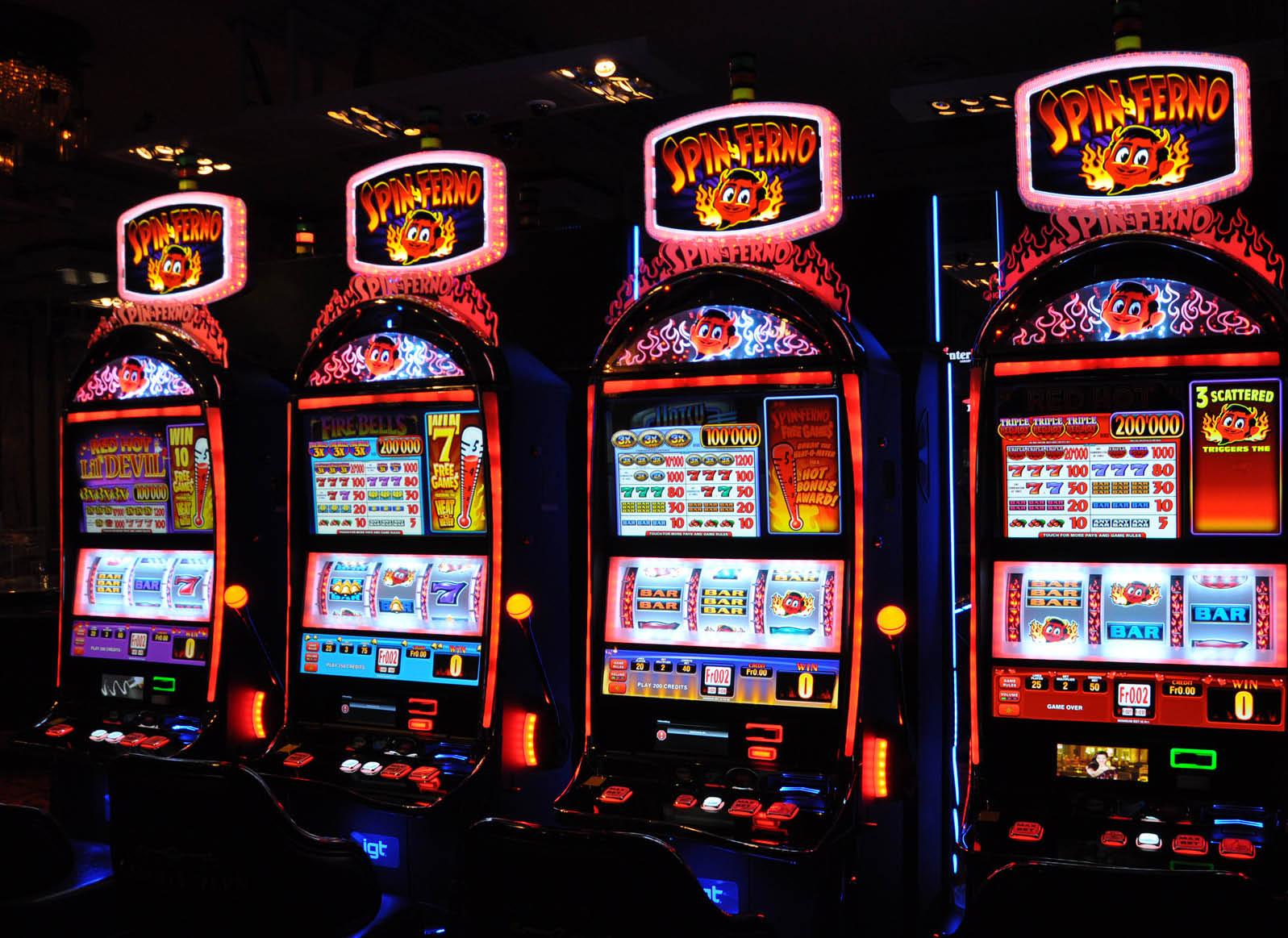 Schweiz Casinos Zürich 269045
