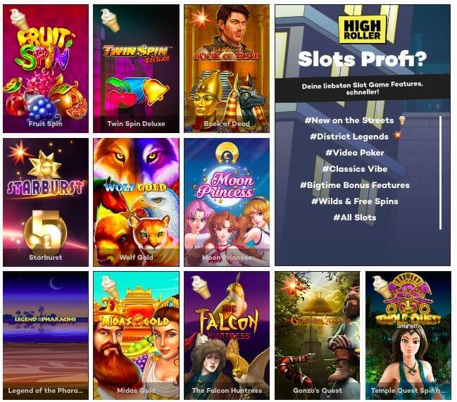 Slots Angebot 88178