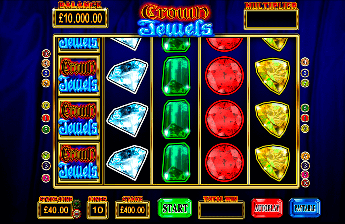 Spielautomaten auf 632358