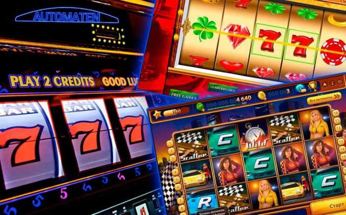 Spielautomaten Bonus 964425