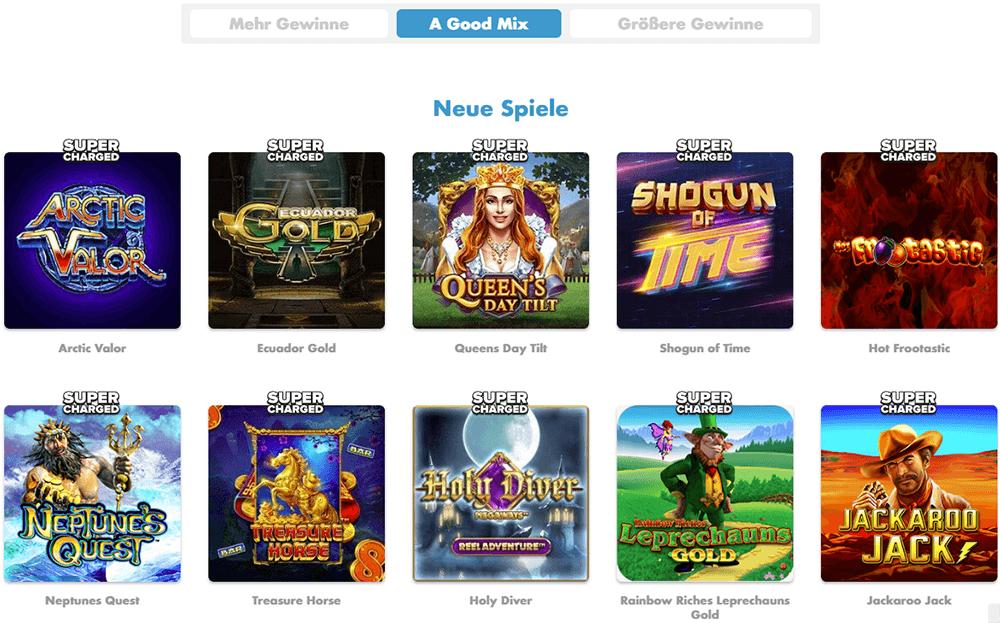 Spielautomaten online Slotty 551064