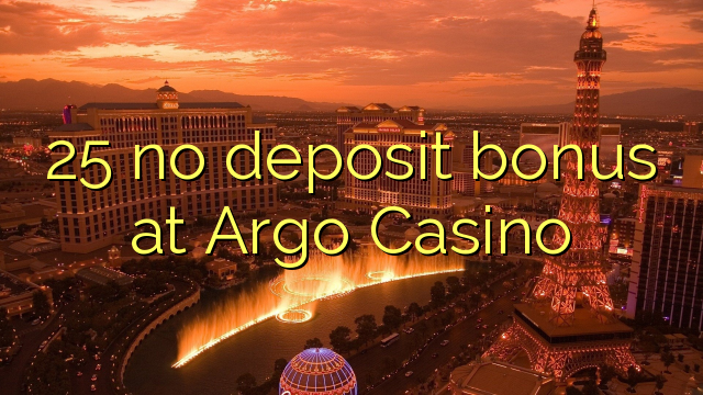 Spielautomaten rechnen Argo 382563