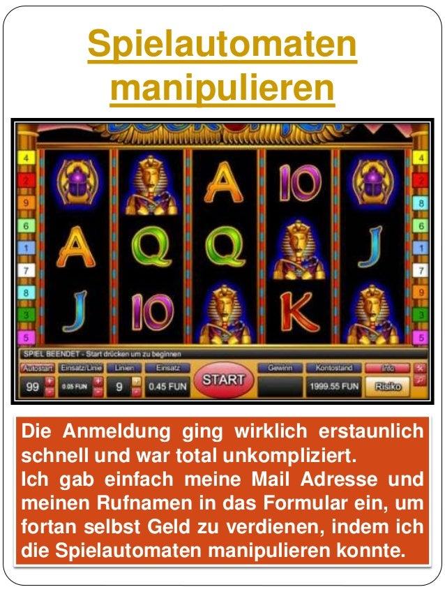 Spielautomaten Tricks 801788