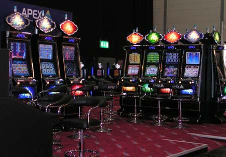 Spielhallen Automaten 75017