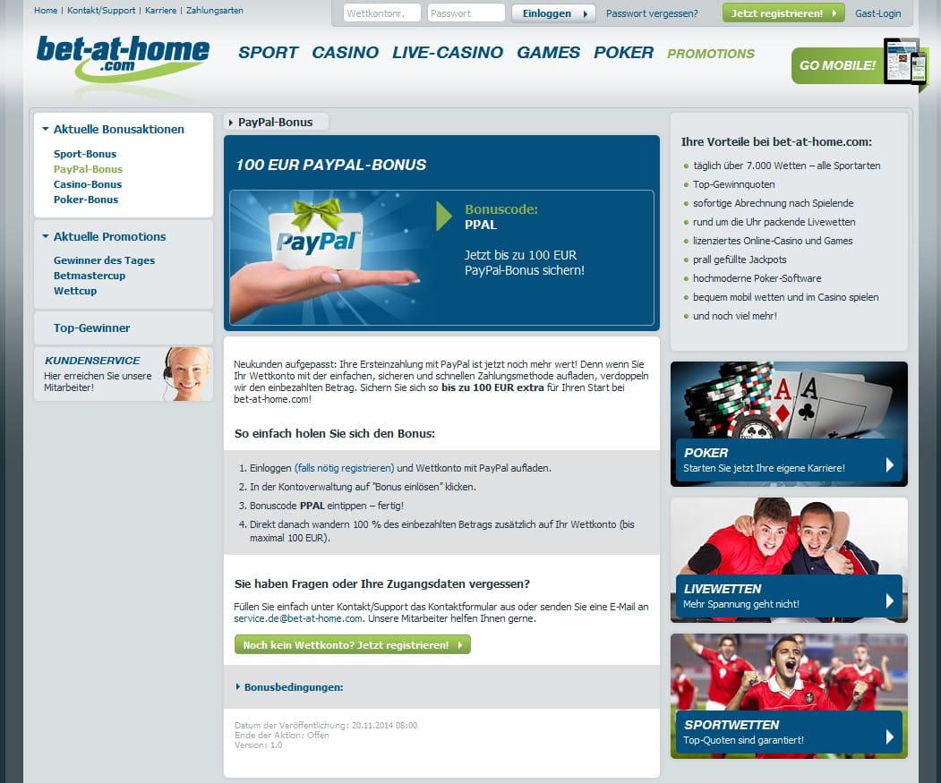 Sportwetten Bonus 649816