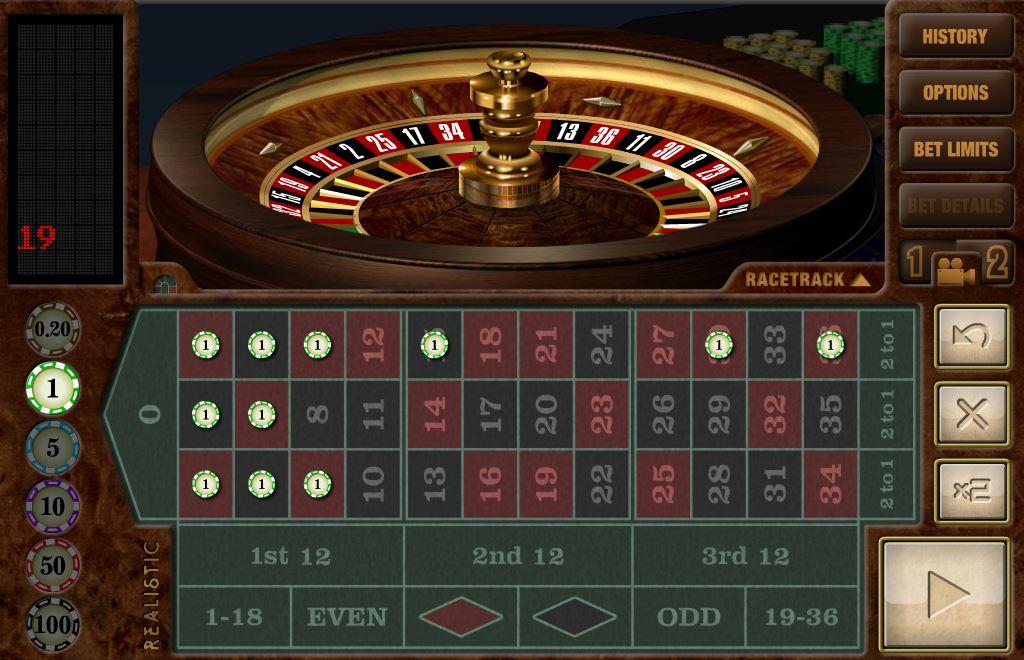 Technik Roulette Systeme 20235