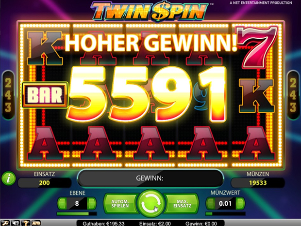 Twin Spin online 964745