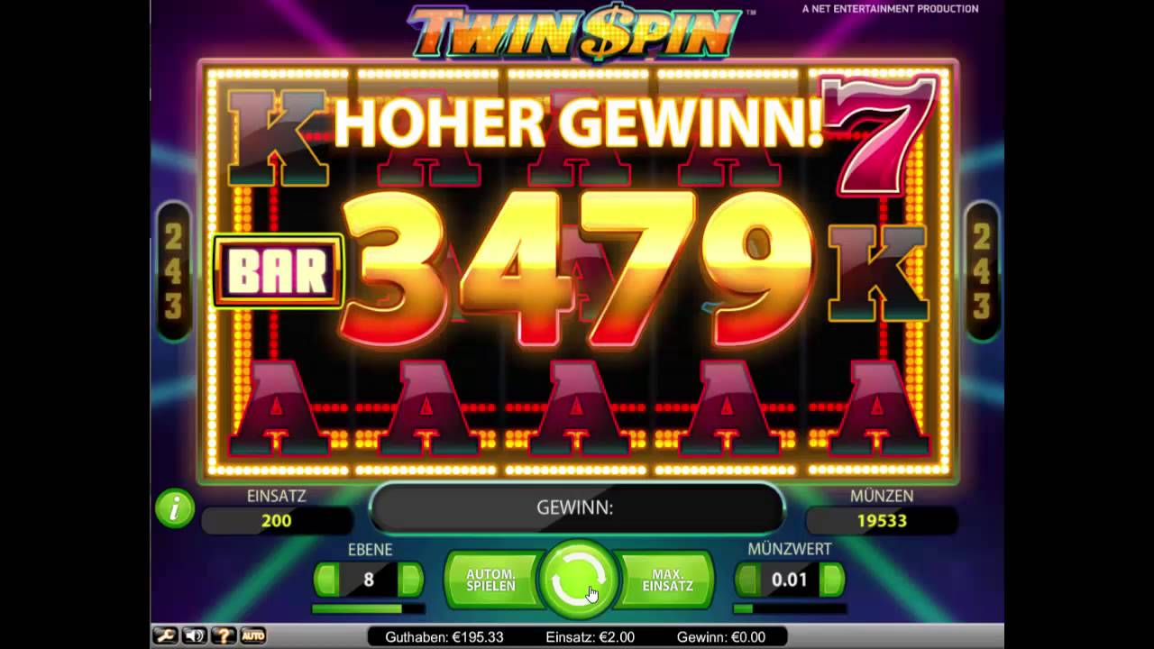 Twin Spin online 972526