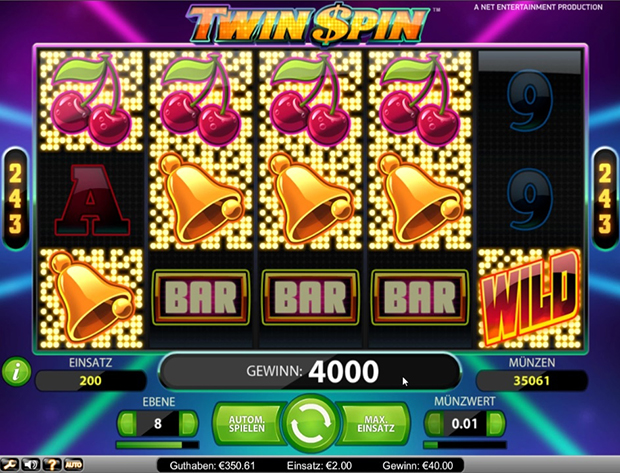 Twin Spin 748082